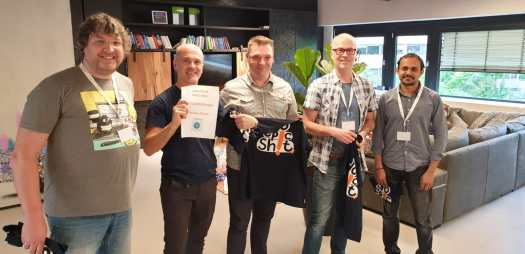 GDBC 2019 Xpirit Hilversum Winning Team